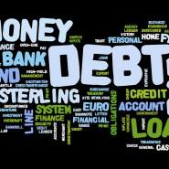 Bank Debt Word Cloud