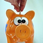 Coins in Piggy Bank