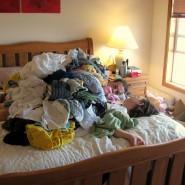 July 5, 2009: Laundry Mountain