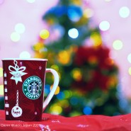 A Merry Coffee Christmas my friends. (Front Page)  9,700 visits to this image.  Thank you.