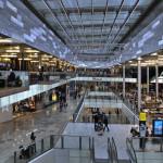 Westfield Shopping Centre, Stratford, London.