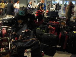 The Return Flight - Stuck in Chicago