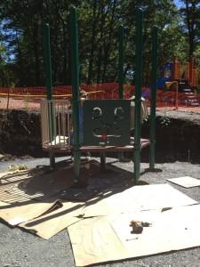 Under construction! Credit: Pocono Alliance