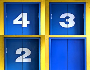 4 - 3 - 2 -