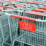 Kmart Shopping Carts - New Hope, MN